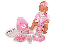 Оригинал. Пупс Дринк New Born Baby Simba 5039005