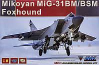 "MИГ-31 БM/БСМ ""Foxhound"" 1/48 AMK"
