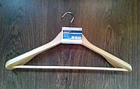 Дерев'яна вішалка для верхнього одягу – 44,5 см.