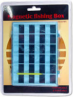 Коробочка двойная для крючков Takara\Magnetic fishing Box HW-L014A