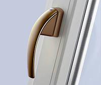 Ручка оконная противовзломная Лого ROTO SWING, штифт 37 мм