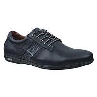Кожаные туфли Konors