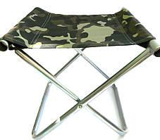 Складаний стілець без спинки