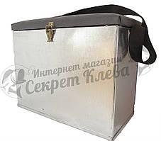 Ящик зимовий металевий