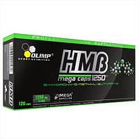 Препарат для подавления катаболизма Olimp Labs HMB Mega Caps 1250 мг (120 капс) (103188) Фирменный товар!