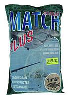 Прикормка Timar Match Plus Mix Bream Mix  Лещ Микс 1kg