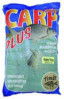 Прикормка Timar Mix Pellets Carp Карп-Пеллетс  1kg