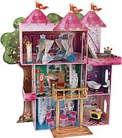Кукольный домик Книга Сказок с мебелью Kidkraft 65878