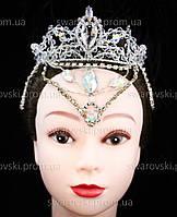 Диадема (корона) для танцовщиц
