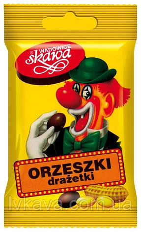 Драже орешки в шоколаде Клоун,60 гр, фото 2