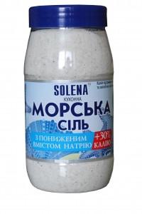 Соль морская с пониженным содержанием натрия + калий 700 г