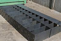 Металлические формы для изготовления блоков из пенобетона, газобетона