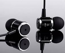 Наушники JMF Stereo Супер Бас (Чёрные), фото 3