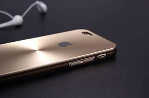 Чехол накладка Luxury Aluminum Alloy для iPhone 5/5s , фото 3