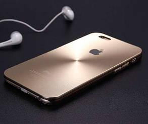 Чехол накладка Luxury Aluminum Alloy для iPhone 5/5s , фото 2