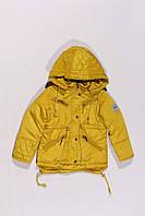 Пальто демисезонное для девочек (128-146), фото 1