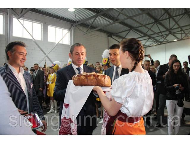 Альта-Профиль открывает завод в Виннице