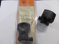 Кольца  ССОР 25 мм  для крепления оптики на вивер, усиленные, высокоточные, экстра высокие