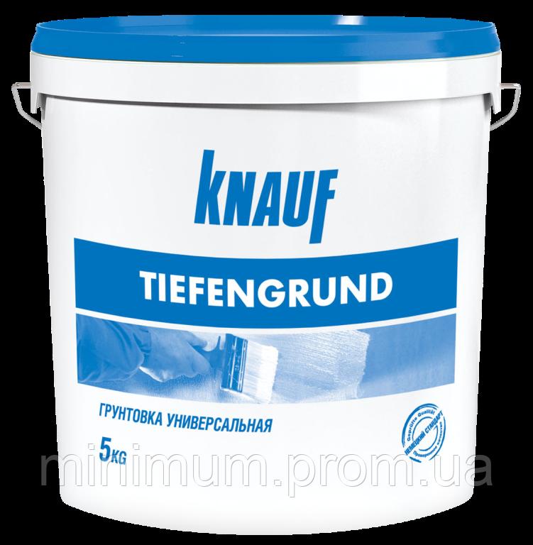 KNAUF Грунт Тифенгрунд 5 кг