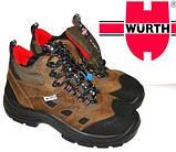 Ботинки кожаные WURTH (39- 40), фото 4