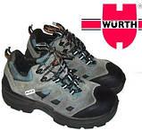 Ботинки кожаные WURTH (39- 40), фото 3