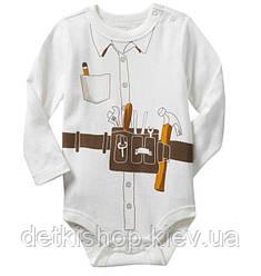 Боди BabyGAP «Домашний мастер»