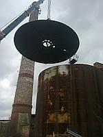 Демонтаж, монтаж, перенос резервуаров стальных РВС 100-5000 м3 Группа: Изготовительная наплавка втулок землесо
