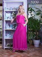 Длинное платье с карманами, фото 1