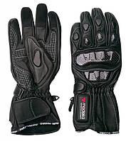 Мотоперчатки Modeka Sportie Gloves Black Sz.6