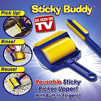 Валики для уборки и чистки от шерсти Sticky Buddy