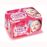 """Utena """"Puresa Daily"""" Интенсивно увлажняющая маска-салфетка с гиалуроновой кислотой."""