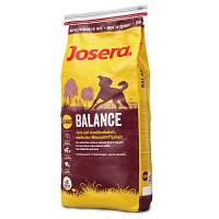 Josera Balance корм для пожилых и малоактивных собак, 15 кг jo525