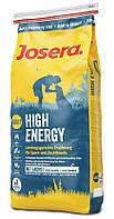 Корм для собак Josera High Energy 15 кг