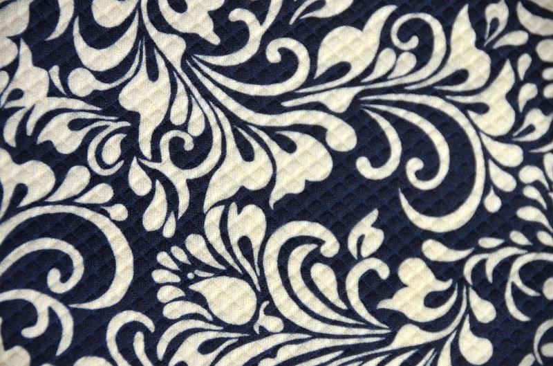 Ткань трикотаж Стеганка