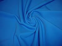 Термоткань голубая теплый оттенок (бифлекс с начесом)