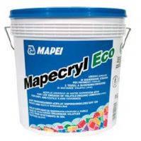 Mapei Mapecryl Eco 16 кг Вододисперсионный клей с низкой эмиссией летучих органических cоедине1
