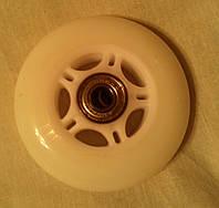 Колеса для роликов 80 мм полиуретановые (комплект 8 шт) с подшипниками