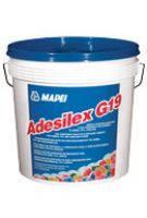 Двухкомпонентный полиуретановый клей для резины, ПВХ и линолеума Mapei Adesilex G19 10 кг