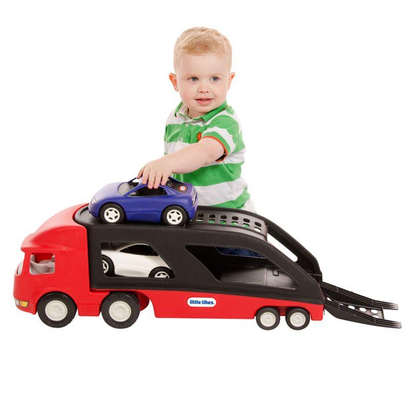 Машинка Автопогрузчик Little Tikes 484964