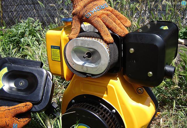 Дизельный двигатель Sadko DE-410 фото 8