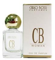 Парфюмерная вода для женщин Cb Woman Carlo Bossi Mini, 10 мл, (Carlo Bossi)