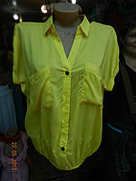 Рубашка-хулиганка без рукавов, фото 1