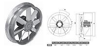 Сушильный вентилятор 900/SU/9-9/40/400L