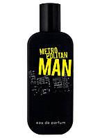 Парфюмерная вода мужская Metropolitan Man
