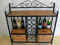 Комод-бар для вина и аксессуаров - 104-1