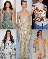 Летние тенденции моды 2013!