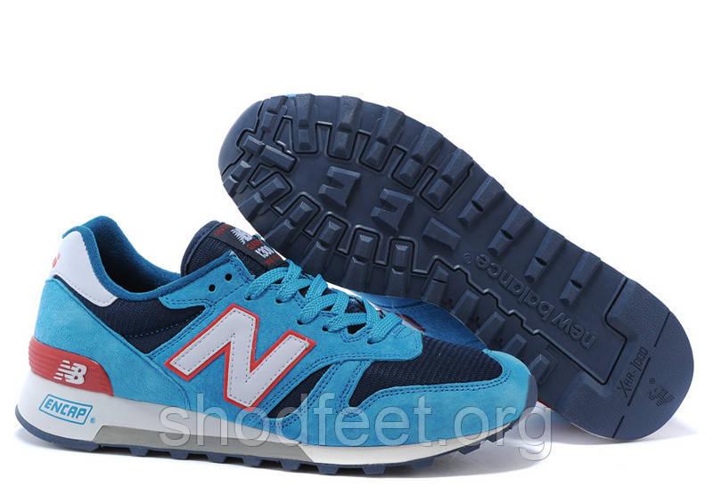Мужские кроссовки New Balance Blue/Red/White