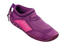 Тапочки для плавания и серфинга BECO пурпурный/розовый 9217 774