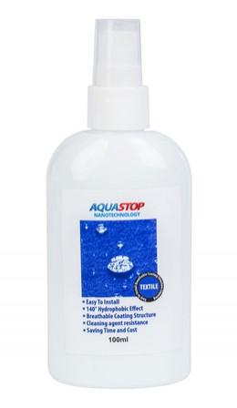 Супергидрофобное средство для защиты обуви и одежды AquaStop
