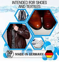Гидрофобное средство для защиты обуви и одежды AquaStop с эффектом до 12 месяцев